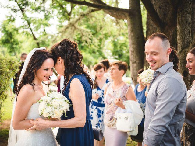 Il matrimonio di Luca e Nadia a Lesmo, Monza e Brianza 34