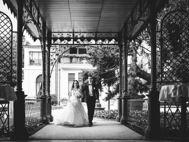 Il matrimonio di Luca e Nadia a Lesmo, Monza e Brianza 36