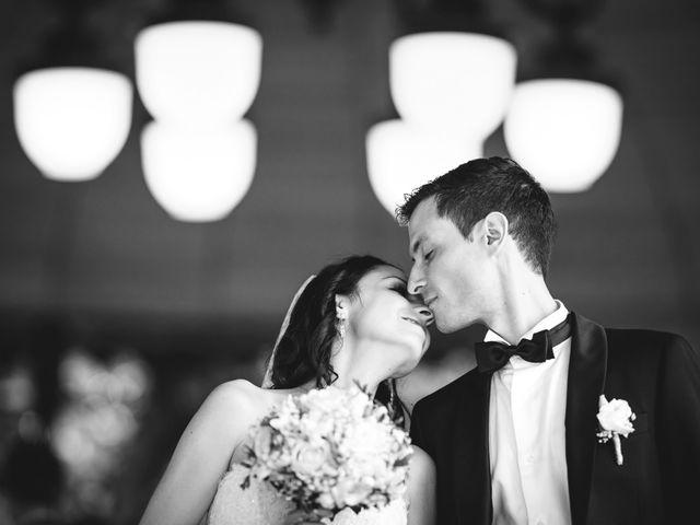 Il matrimonio di Luca e Nadia a Lesmo, Monza e Brianza 39