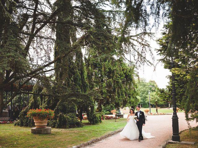 Il matrimonio di Luca e Nadia a Lesmo, Monza e Brianza 40
