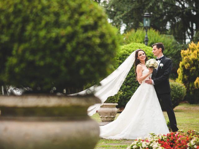 Il matrimonio di Luca e Nadia a Lesmo, Monza e Brianza 41
