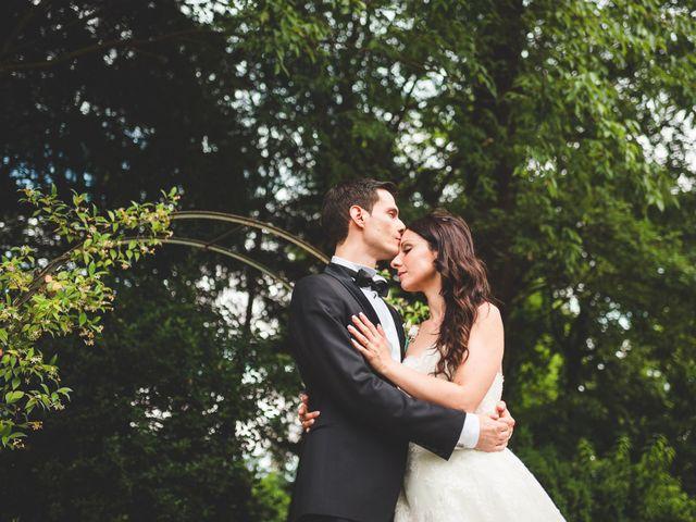 Il matrimonio di Luca e Nadia a Lesmo, Monza e Brianza 43