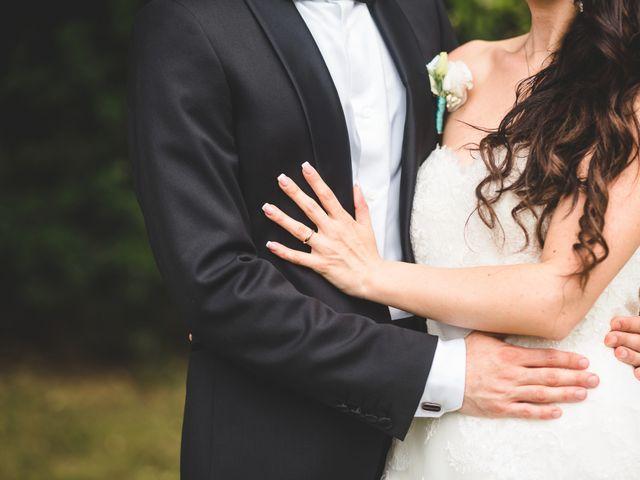 Il matrimonio di Luca e Nadia a Lesmo, Monza e Brianza 44