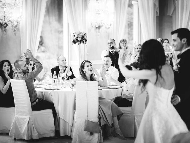 Il matrimonio di Luca e Nadia a Lesmo, Monza e Brianza 50