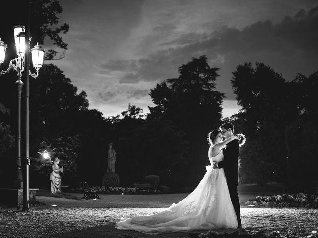 Il matrimonio di Luca e Nadia a Lesmo, Monza e Brianza 58