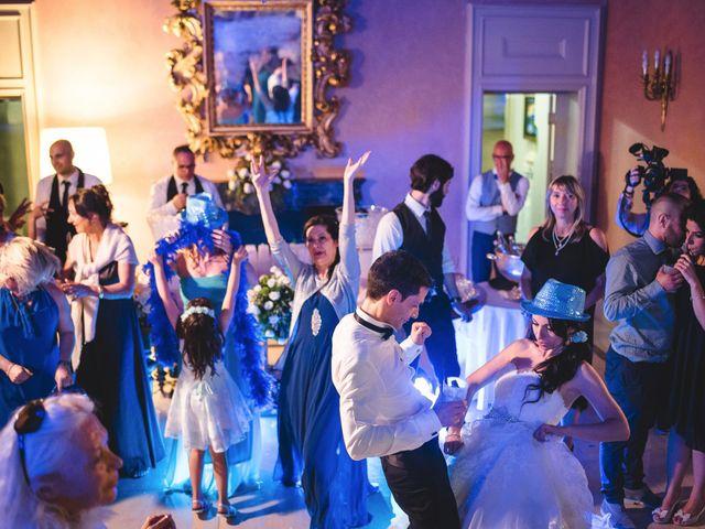 Il matrimonio di Luca e Nadia a Lesmo, Monza e Brianza 74