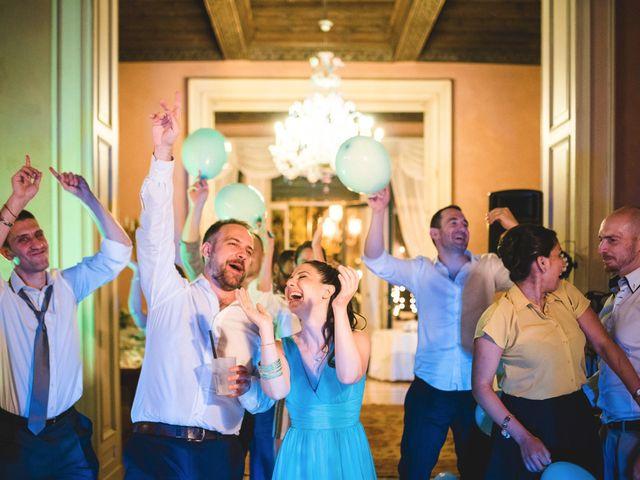 Il matrimonio di Luca e Nadia a Lesmo, Monza e Brianza 75