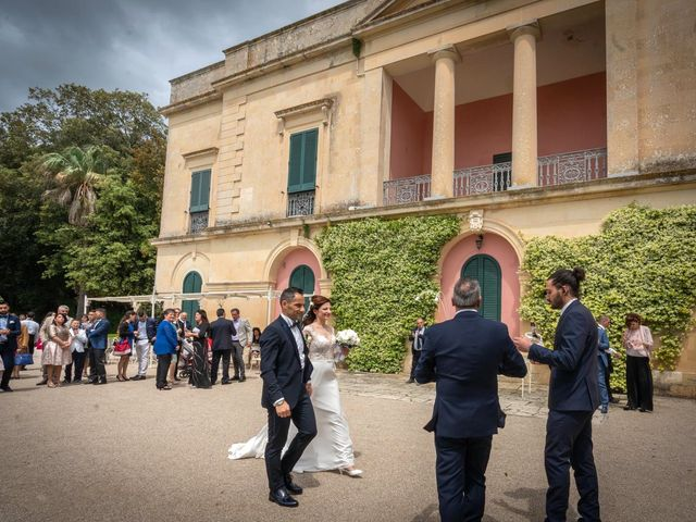 Il matrimonio di Mimina e Rosario a Taurisano, Lecce 3