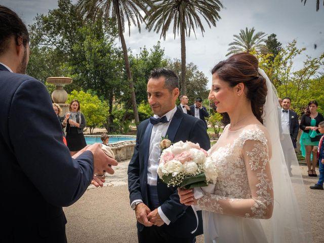 Il matrimonio di Mimina e Rosario a Taurisano, Lecce 4