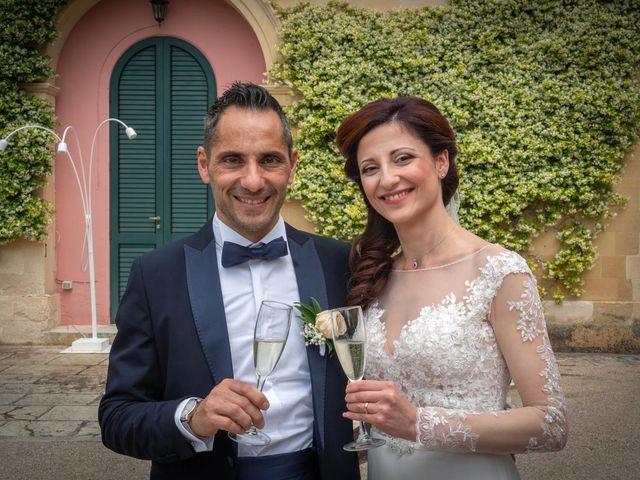 Il matrimonio di Mimina e Rosario a Taurisano, Lecce 5