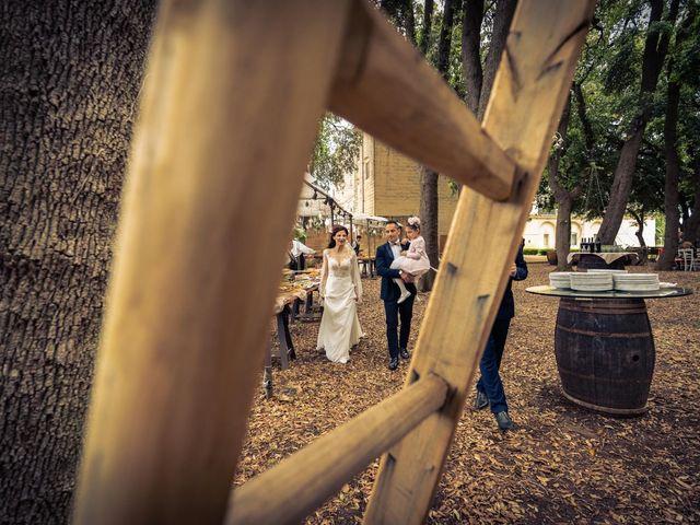 Il matrimonio di Mimina e Rosario a Taurisano, Lecce 13