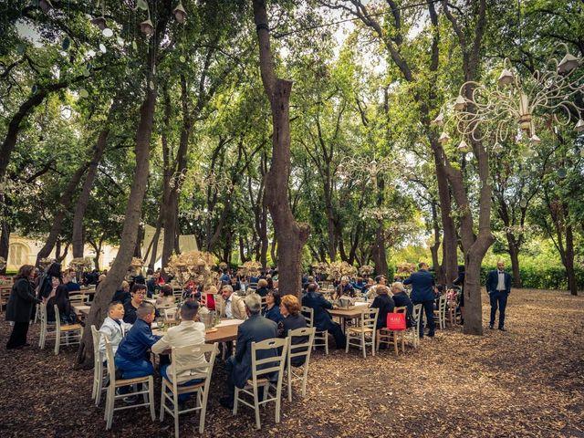 Il matrimonio di Mimina e Rosario a Taurisano, Lecce 14