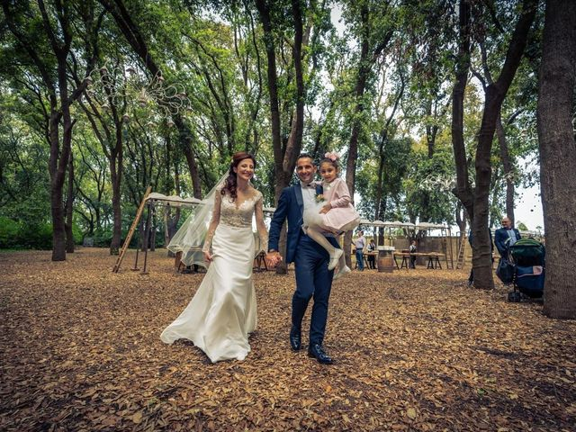 Il matrimonio di Mimina e Rosario a Taurisano, Lecce 15