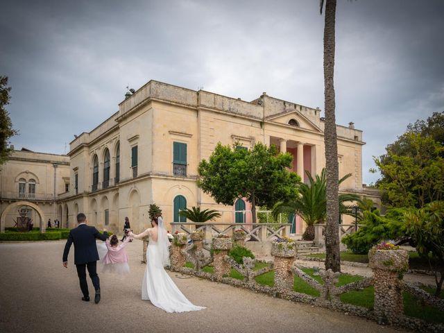 Il matrimonio di Mimina e Rosario a Taurisano, Lecce 18
