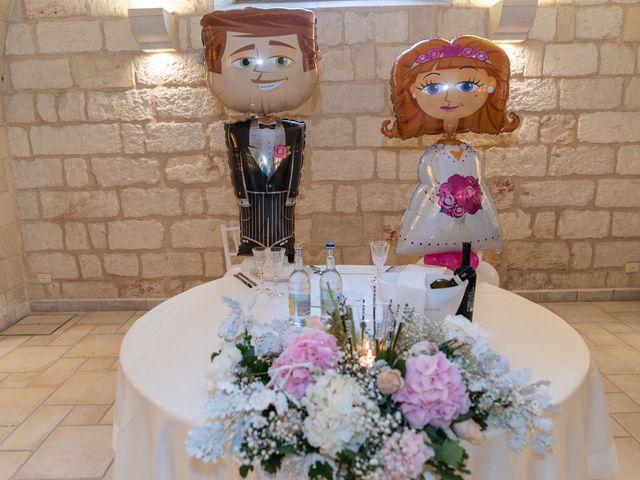 Il matrimonio di Mimina e Rosario a Taurisano, Lecce 22