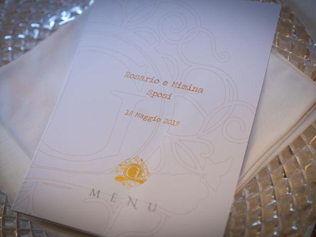 Il matrimonio di Mimina e Rosario a Taurisano, Lecce 23