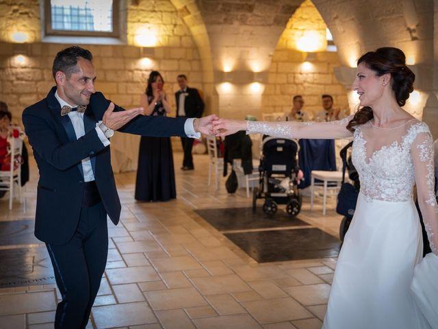 Il matrimonio di Mimina e Rosario a Taurisano, Lecce 26