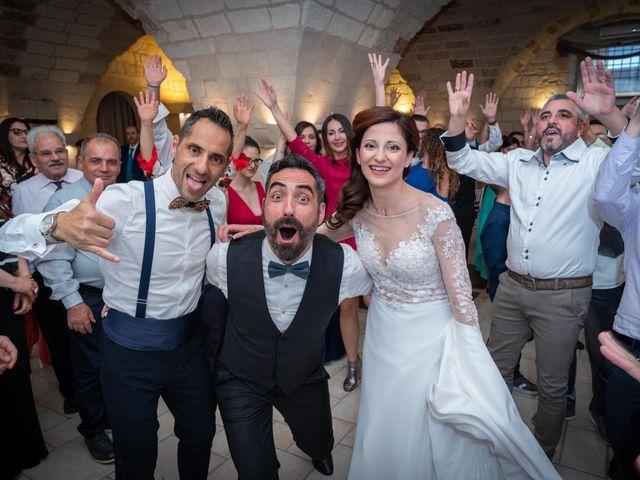Il matrimonio di Mimina e Rosario a Taurisano, Lecce 27