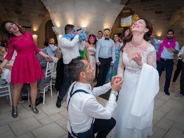 Il matrimonio di Mimina e Rosario a Taurisano, Lecce 28