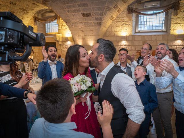 Il matrimonio di Mimina e Rosario a Taurisano, Lecce 29
