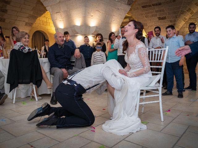 Il matrimonio di Mimina e Rosario a Taurisano, Lecce 30