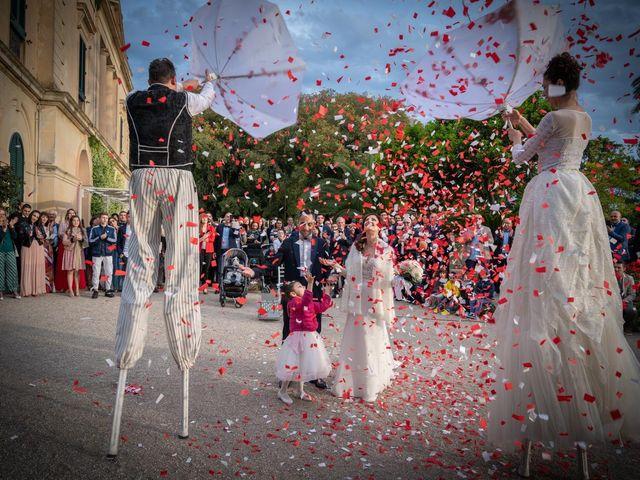 Il matrimonio di Mimina e Rosario a Taurisano, Lecce 33