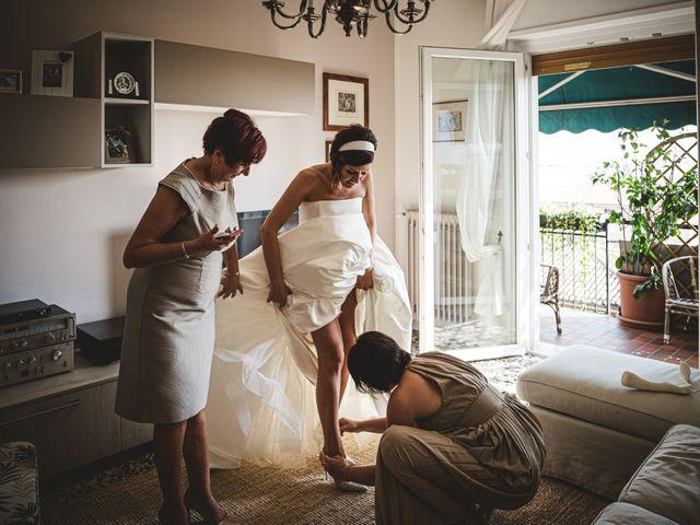 Il matrimonio di Diego e Paola a Verona, Verona 23