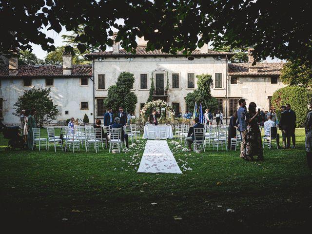 Il matrimonio di Diego e Paola a Verona, Verona 27