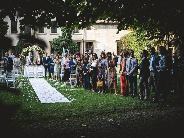 Il matrimonio di Diego e Paola a Verona, Verona 30