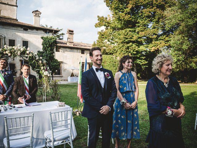 Il matrimonio di Diego e Paola a Verona, Verona 31