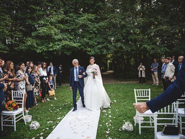Il matrimonio di Diego e Paola a Verona, Verona 32