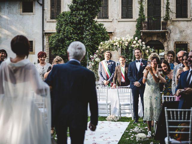 Il matrimonio di Diego e Paola a Verona, Verona 33