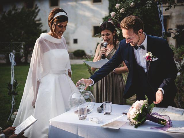 Il matrimonio di Diego e Paola a Verona, Verona 42