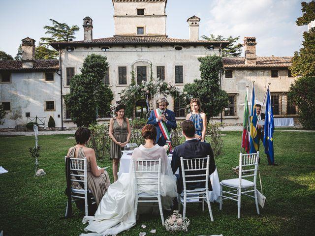 Il matrimonio di Diego e Paola a Verona, Verona 45