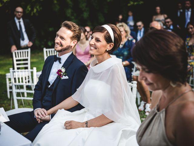 Il matrimonio di Diego e Paola a Verona, Verona 46