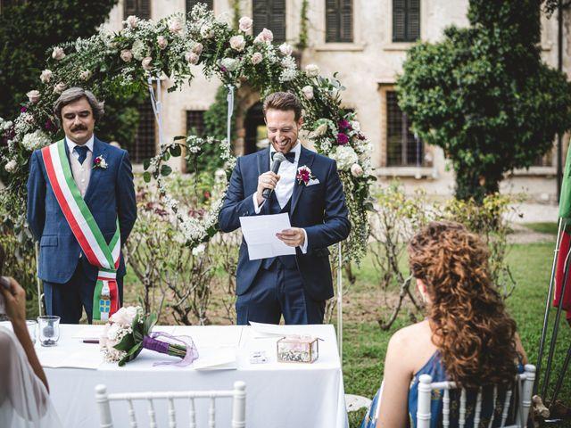 Il matrimonio di Diego e Paola a Verona, Verona 49