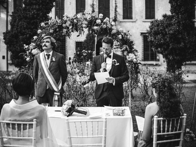 Il matrimonio di Diego e Paola a Verona, Verona 53