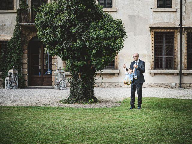 Il matrimonio di Diego e Paola a Verona, Verona 56
