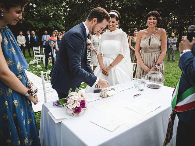 Il matrimonio di Diego e Paola a Verona, Verona 61