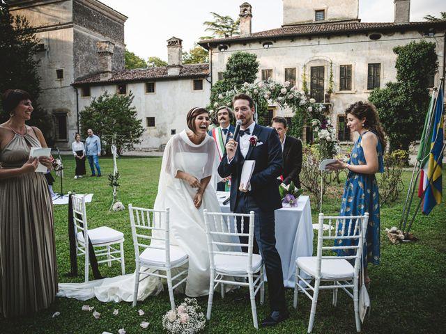 Il matrimonio di Diego e Paola a Verona, Verona 66