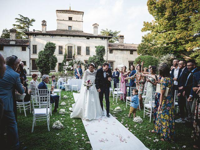 Il matrimonio di Diego e Paola a Verona, Verona 68