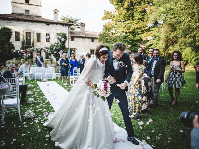 Il matrimonio di Diego e Paola a Verona, Verona 70