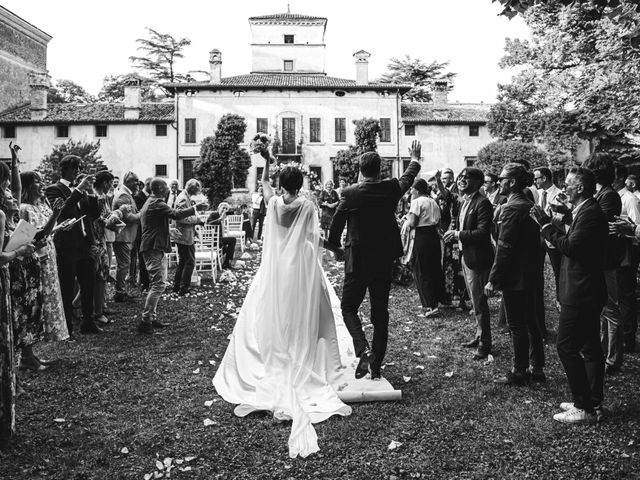 Il matrimonio di Diego e Paola a Verona, Verona 71