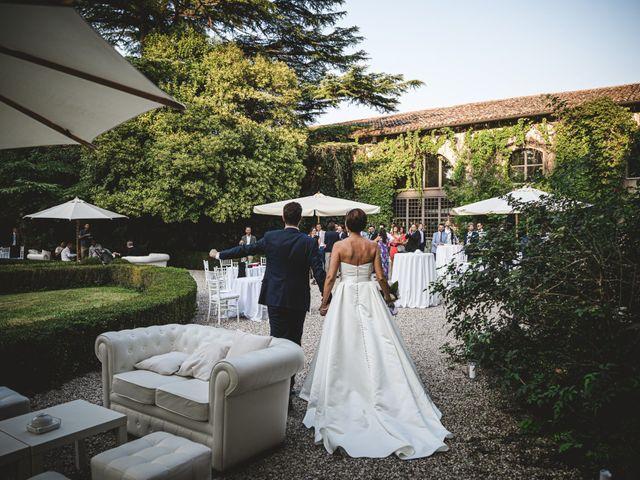 Il matrimonio di Diego e Paola a Verona, Verona 78