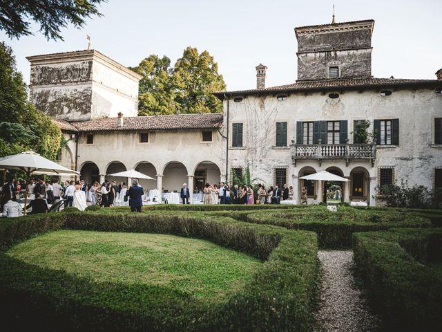 Il matrimonio di Diego e Paola a Verona, Verona 79