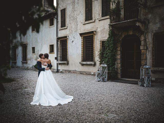 Il matrimonio di Diego e Paola a Verona, Verona 92