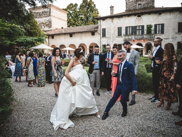 Il matrimonio di Diego e Paola a Verona, Verona 98