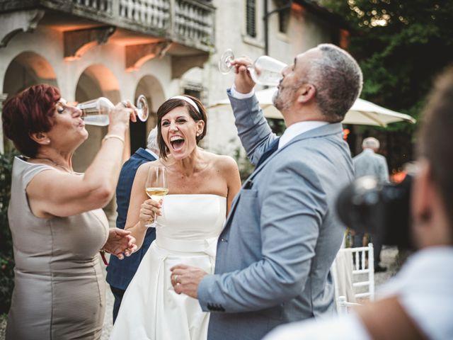Il matrimonio di Diego e Paola a Verona, Verona 100