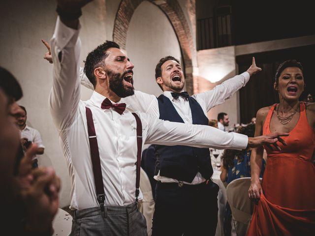 Il matrimonio di Diego e Paola a Verona, Verona 112
