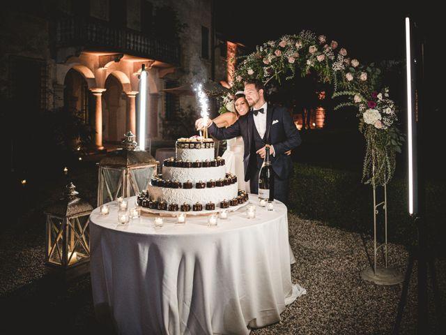 Il matrimonio di Diego e Paola a Verona, Verona 115